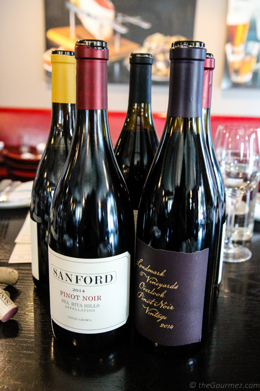 Exploring Pinot Noir of California