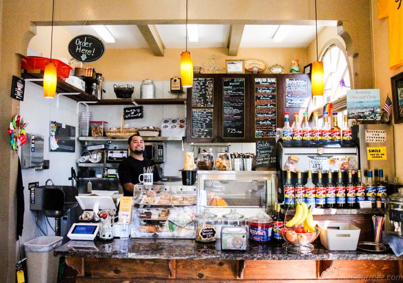 Zing Cafe in Berkeley