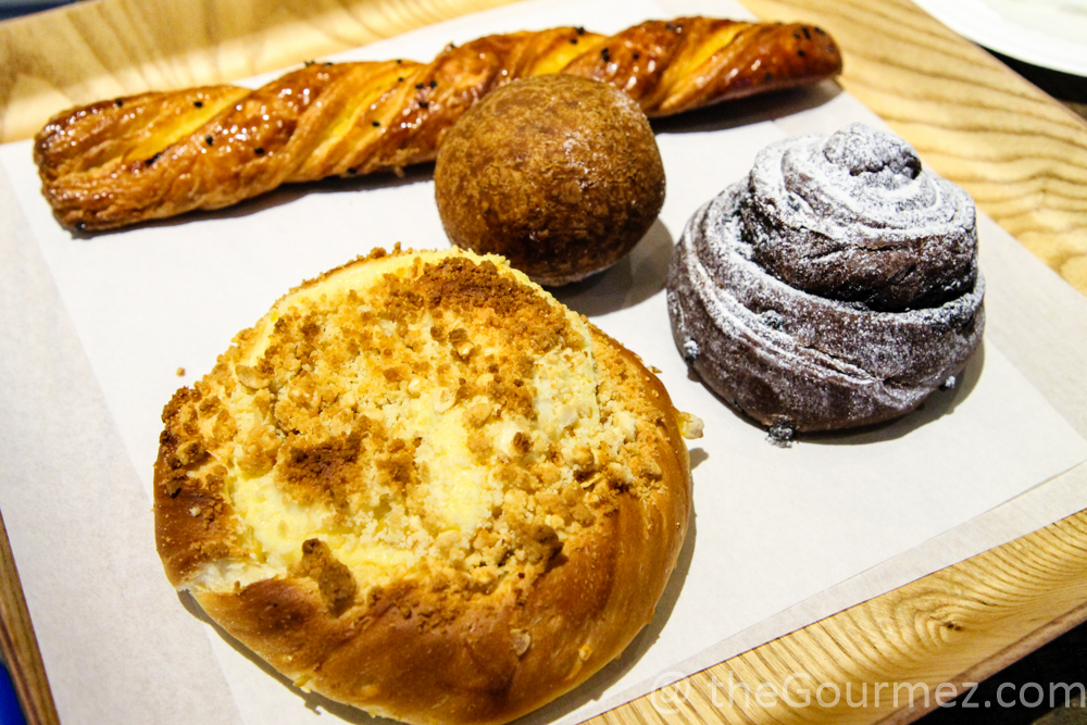 Paris Baguette's New Dublin Store